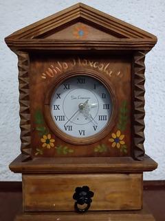 Reloj De Pared Viva Tlaxcala