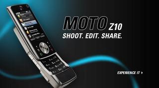 Celular Motorola Rizr Z10