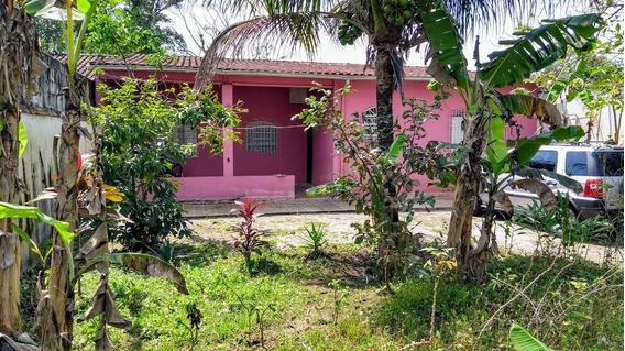 Casa Lado Chácara No Recanto Dos Imigrantes Em Itanhaém Sp