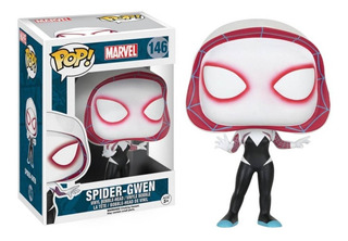 Funko Pop Spider Gwen 146 Marvel Spider Man Avengers