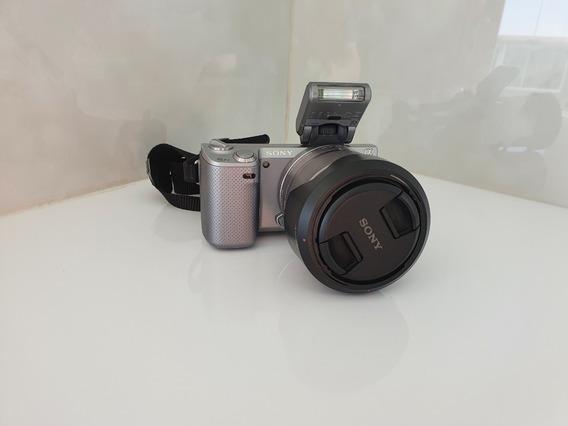 Câmera Sony Nex 5n