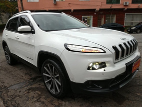 Cherokee Limited 3.2 4x4 V6 Aut 2015