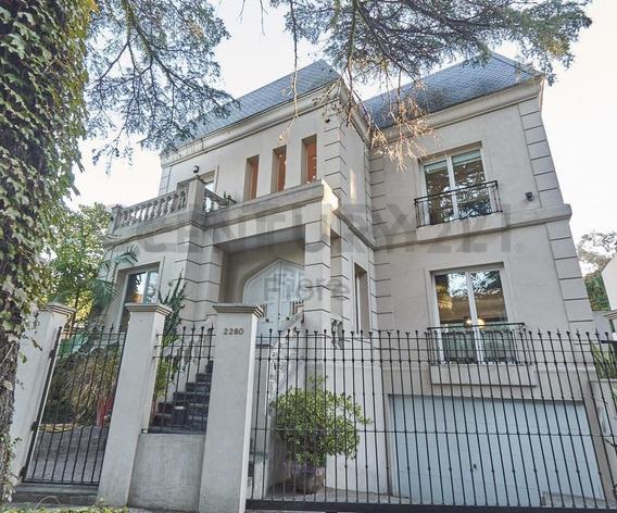 Alquiler Impactante Casa 5 Ambientes Con Pileta Galeria Y Dependencia En Olivos
