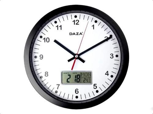 Reloj De Pared Moderno Grande Decoracion Digital Analogico
