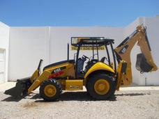 Retroexcavadora Caterpillar 416e 4x4 Extension