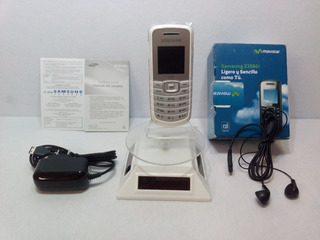 Samsung Gt-e1086l Movistar -- Envío Gratis--