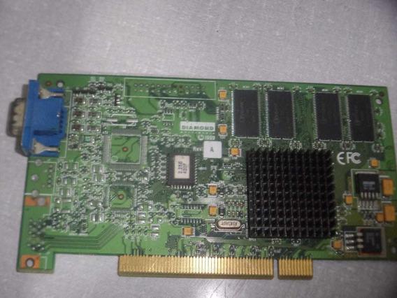 Placa De Vídeo Diamond S540 32mb