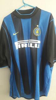 Jersey Inter De Milan 2000 Xxl Reducida