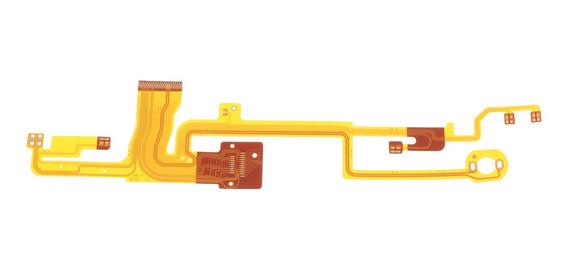 Lente Flex Cable Ribbon Substituição Para Nikon Coolpix S9