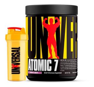 Pré Treino Atomic 7 - 30 Doses - Universal + Brinde