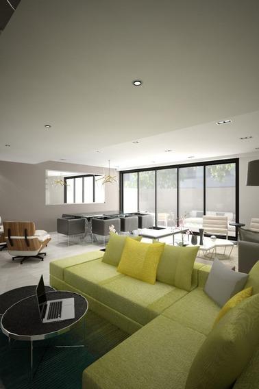 Pre-venta Garden House Nuevo En 2 Pisos Sobre Calderon De La Barca