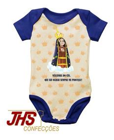 Body Baby Nossa Senhora Aparecida