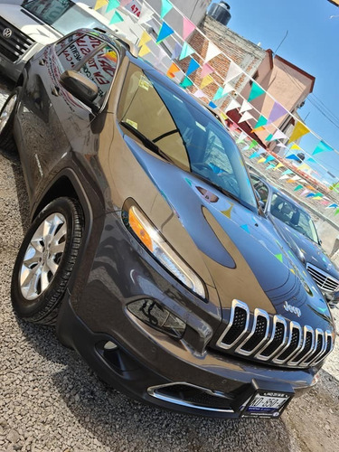 Imagen 1 de 12 de Jeep Cherokee Limited Modelo 2016