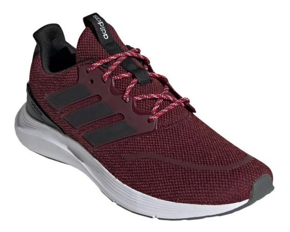 Tenis adidas Hombre Vino Energyfalcon Ee9857
