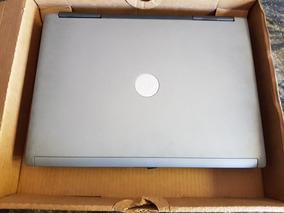 Notebook Dell Latitude D531 Completo Na Caixa - Com Defeito