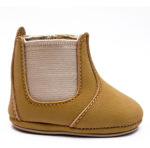 Bota Infantil Country Texana Couro Botas Sapato Calçado Baby