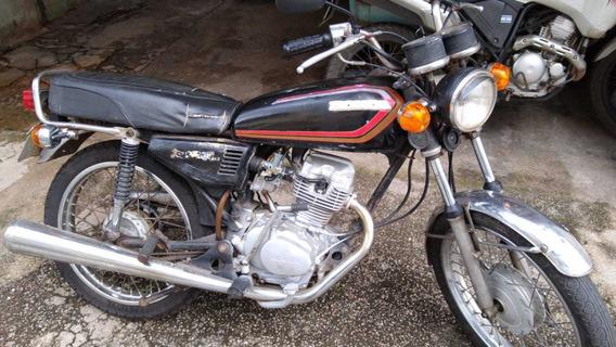 Honda Ml 125 Comigo Há 18