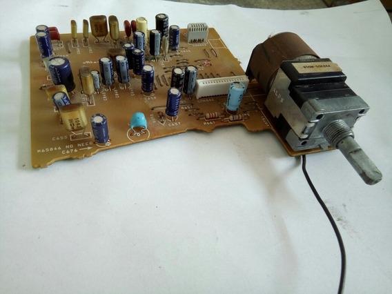 Controle Volume Aiwa Modelo Cx Nav 80 Lh
