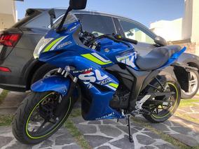 Suzuki Gixxer Sf Michelin+led