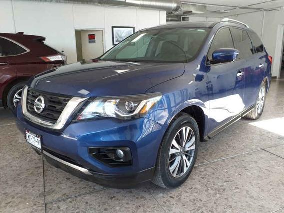 Nissan Pathfinder 5p Advance V6/3.5 Aut