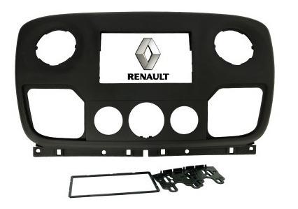 Moldura Renault Master 2 Din 12/19