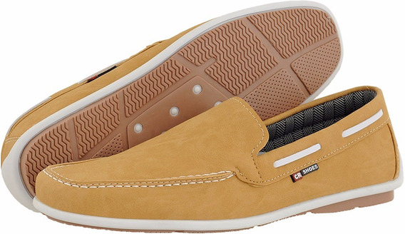 Mocassim Dockside Masculino Cr Shoes 1520