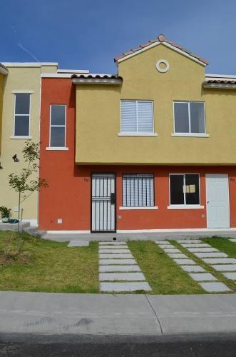 Se Renta Casa Nueva En Real Segobia Cerca De La Vollkswagen