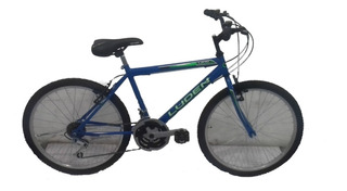 Bicicleta Rodado 24 T.t. 18 Velocidades Envío Gratis
