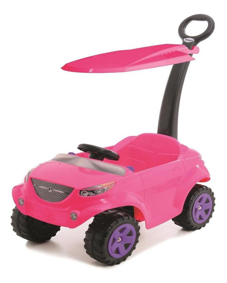 Montable Push Car Corsa Girl