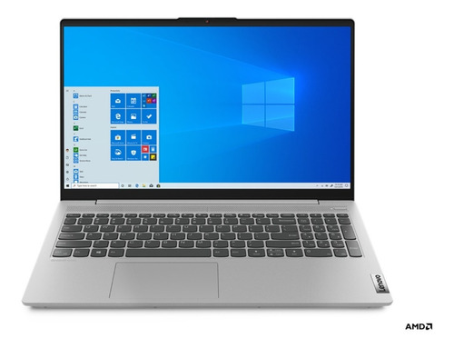 Notebook Lenovo Ideapad 5 Amd Ryzen 7 16gb Ssd 256gb 15´ W10