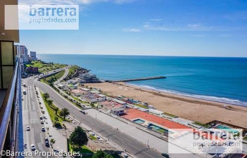 Excelente Semi-piso Con Vista Inmejorable Al Mar