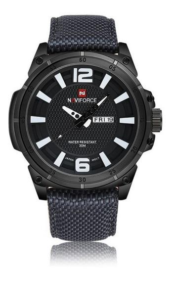 Relógio Masculino Esportivo Pulseira De Nylon Original
