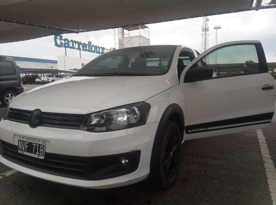 Volkswagen Saveiro 1.6 Gp Ce 101cv Pack Electr.+seg. 2014