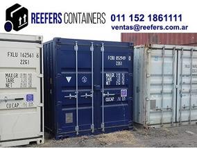 Contenedores Marítimos Containers Usado 20/40 Pies Cordoba