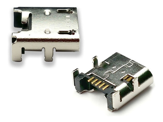 Conector Carga Micro Usb P/ Tablet Acer Iconia B1-a71 B1-710