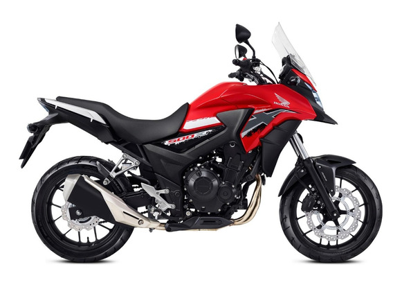 Nova Honda Cb 500 X Abs 2019