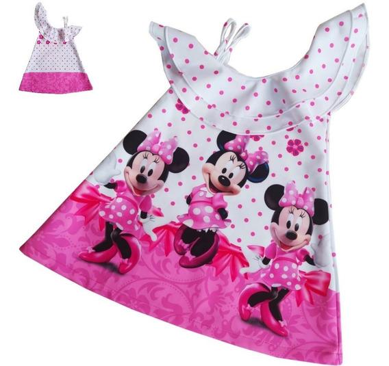 Vestido Con Bolero Minnie Mouse - Ig