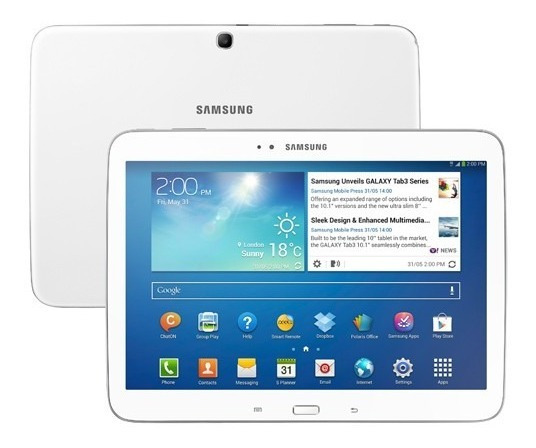 Tablet Samsung Gt-p5200 Desmontado Ap.peças. Envio Td.brasil