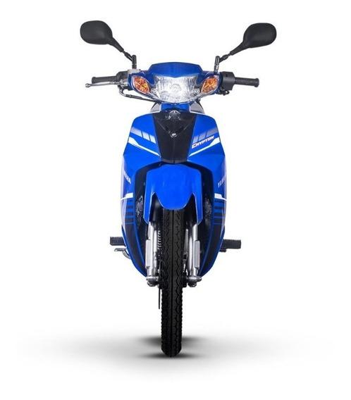 Yamaha T110 New Crypton Full Moto 0km + Palermo Bikes