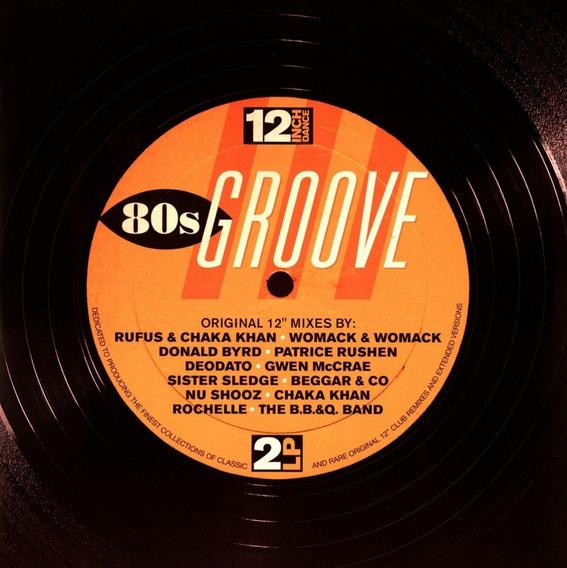 12 Inch Dance 80s Groove Vinilo Doble 180 Gr Nuevo Importado