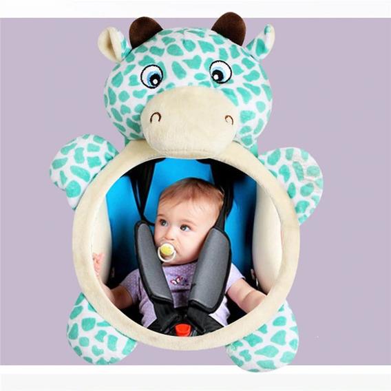 Espelho Para Ver Bebê Banco Traseiro Carro- Crianças