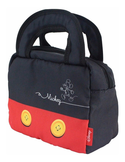 Bolsa Térmica Roupa Mickey Mouse - Oficial Disney