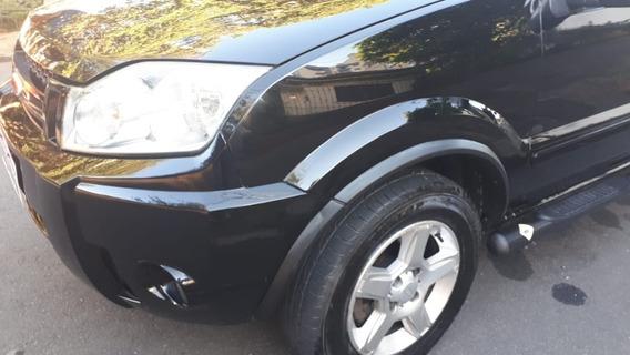 Ford - Ecosport Preta Xlt 2.0 16v Câmbio Automático