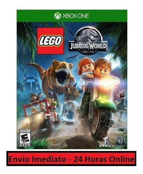 Lego Jurassic World Jogo + Todas Dlc