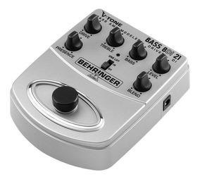 Pedal Pre Amplificador Baixo Behringer Bdi21