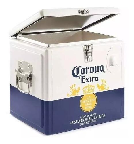 Heladera Conservadora Corona Portatil 15 Lts Cerveza