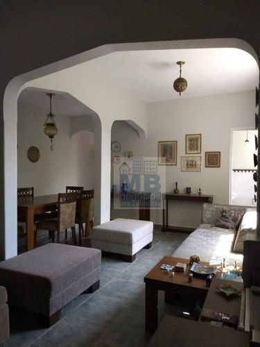 Sobrado Com 3 Dormitórios À Venda, 148 M² Por R$ 1.200.000,00 - Jardim Petrópolis - São Paulo/sp - So0565