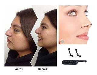 Kit Completo 7 Pzs Corrector Respingador Nasal Estliza Nariz