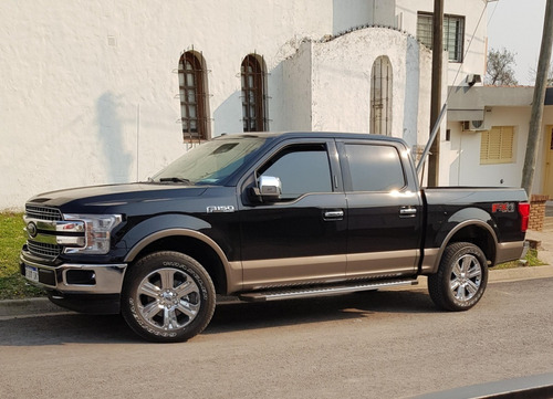 Ford F-150 Lariat   Negra 2020 Impecable