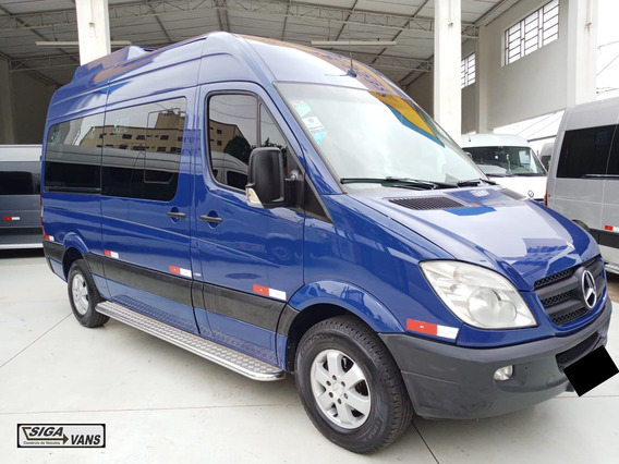 Sprinter 2.2 Van 415 Cdi Teto Alto Diesel 3p Manu 2012/2013